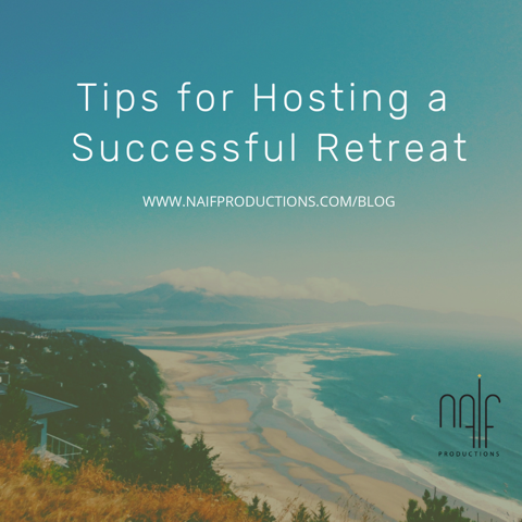 Tips for Hosting an Effective Retreat