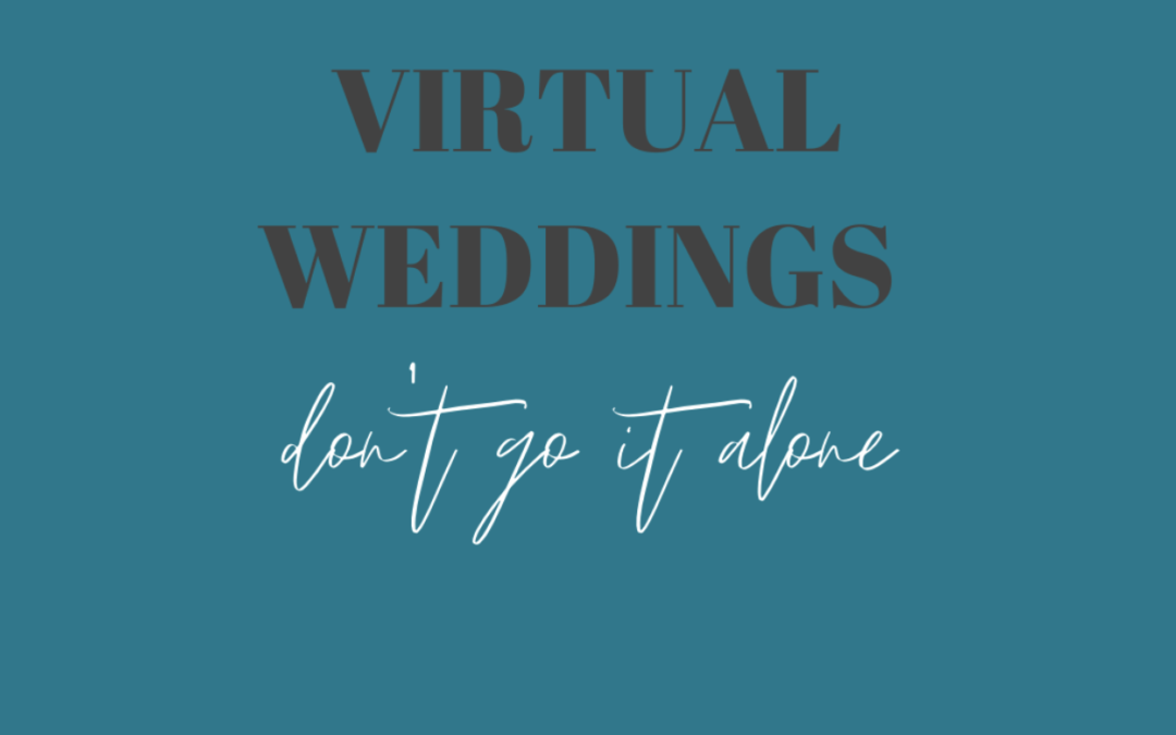 The Dos and Don'ts of a Virtual Wedding