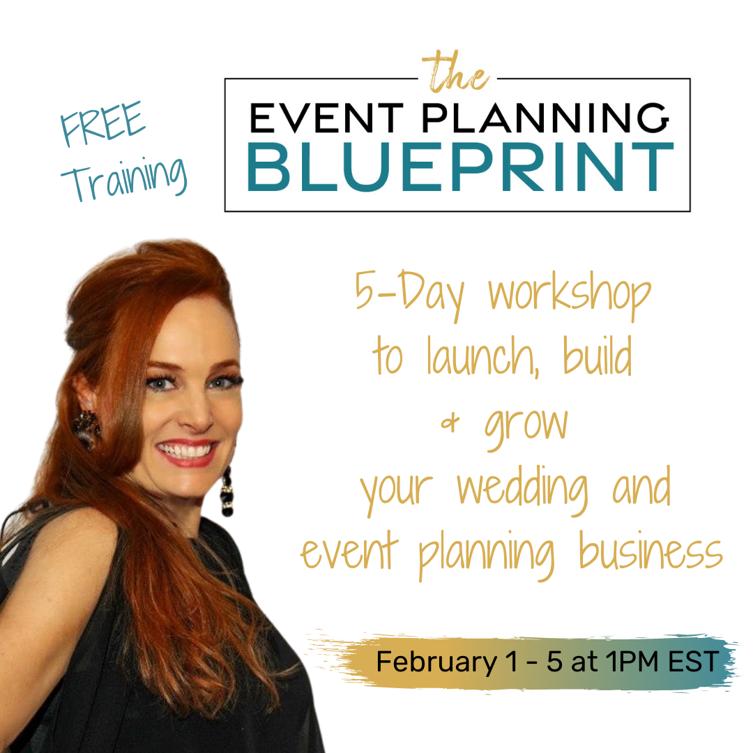 Book a Solid Base of Event and Wedding Planning Clients!